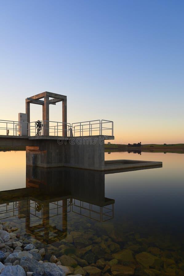 De toren van de afzet stock fotografie