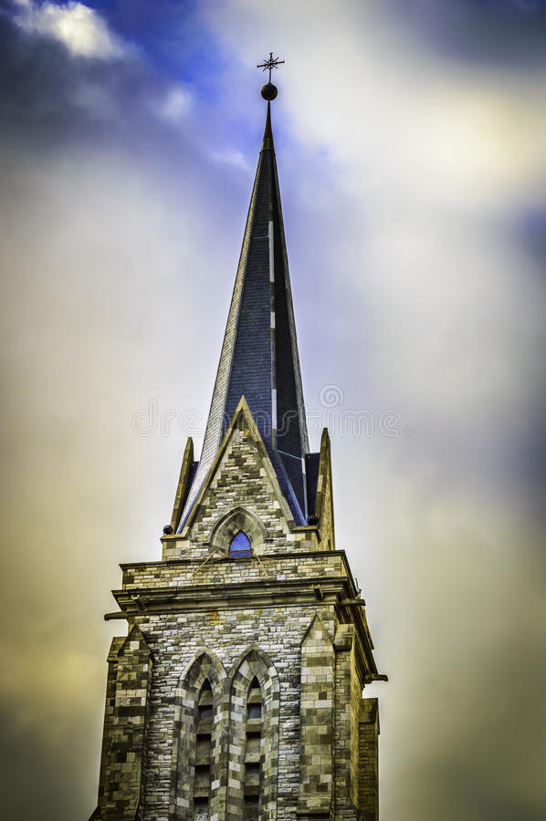 De Toren van de Barilochekathedraal royalty-vrije stock foto