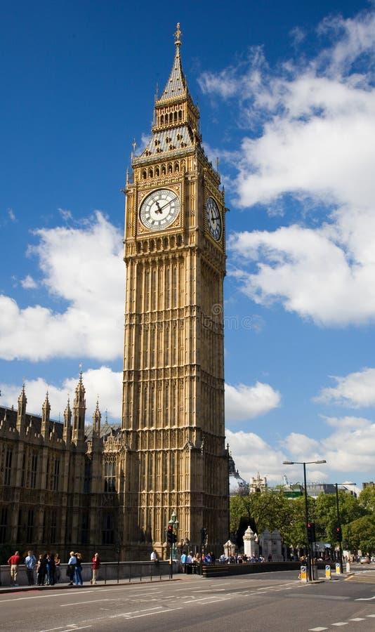 De Toren Van De Big Ben/St Stephen Stock Fotografie