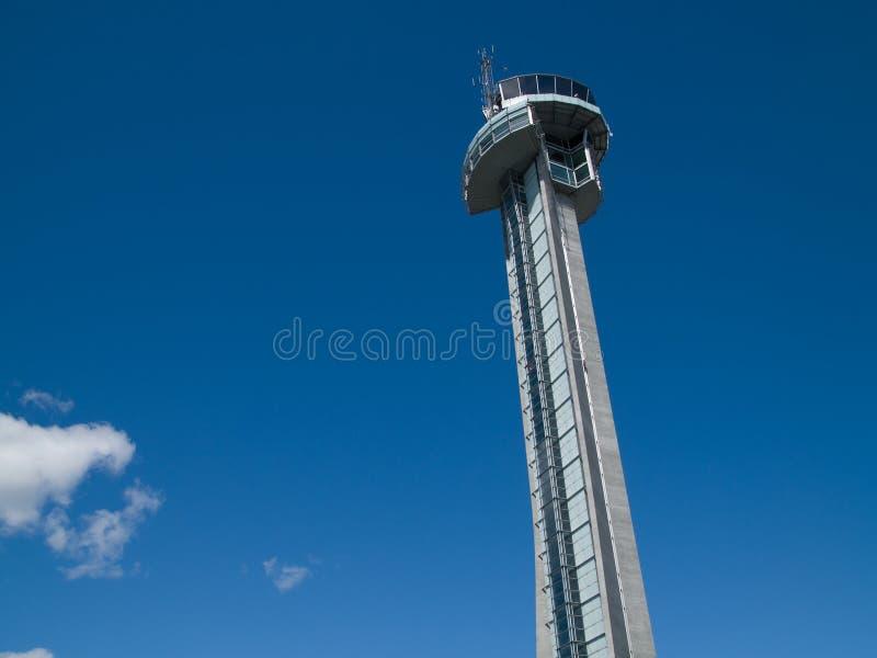 De Toren van de Controle van het Luchtverkeer stock fotografie
