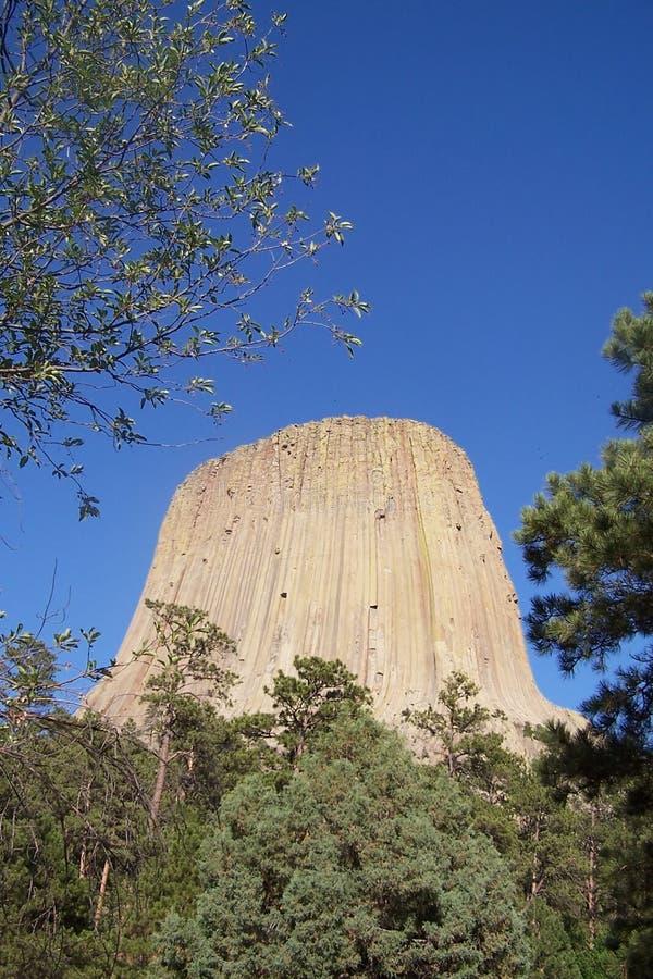 Download De Toren van de duivel stock foto. Afbeelding bestaande uit movie - 297234
