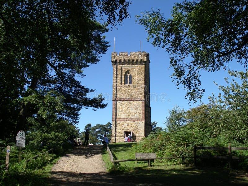 De Toren van de Heuvel van Leith royalty-vrije stock afbeelding
