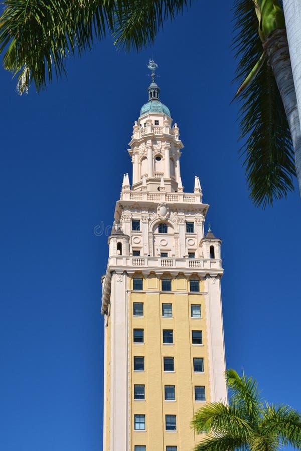 De Toren van de Vrijheid van Miami stock fotografie