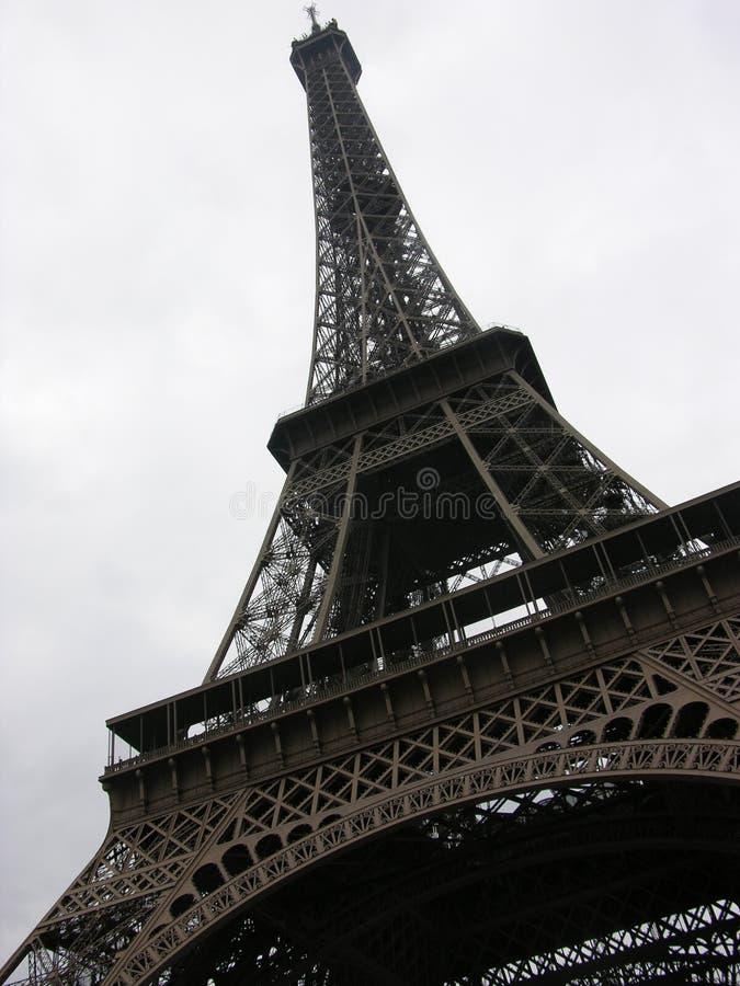 De toren van Eifel stock afbeelding