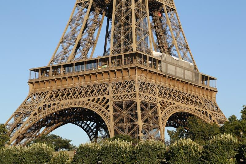 De Toren van Eiffel - 02 royalty-vrije stock fotografie