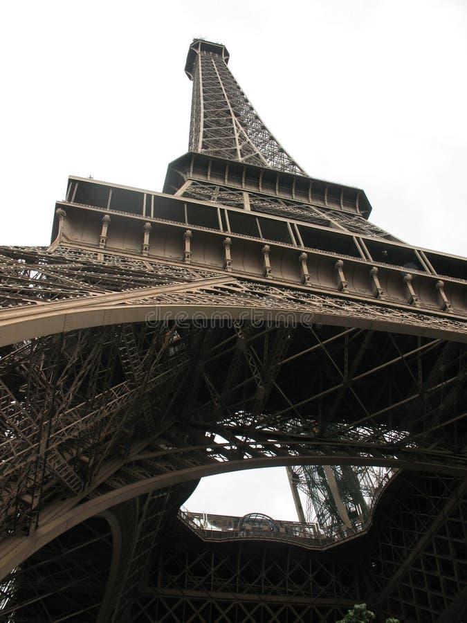 De toren van Eiffel stock afbeeldingen