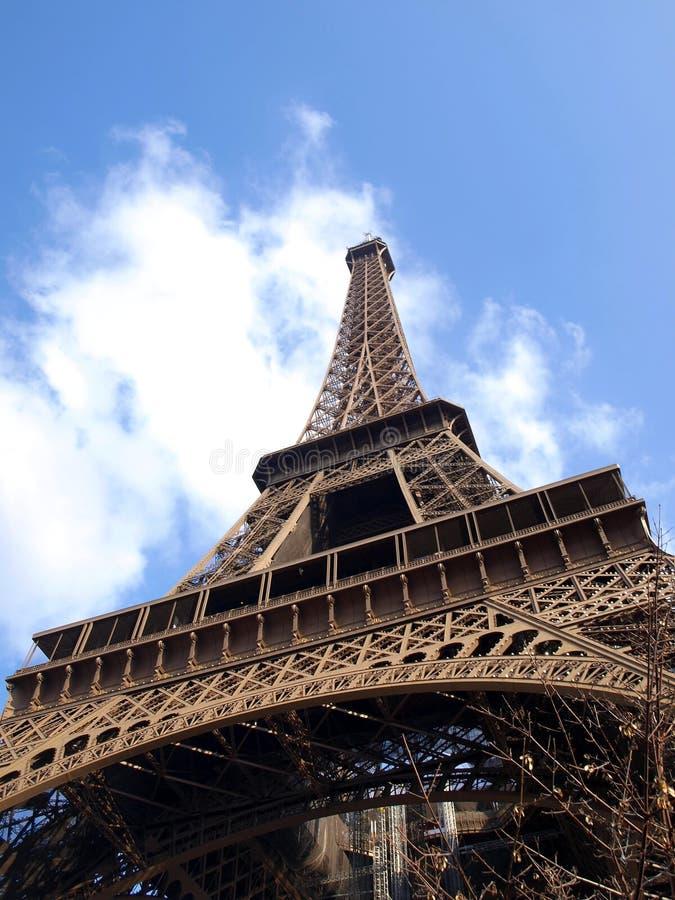 Download De Toren Van Eiffel Tijdens Onderhoudsrevisie Stock Foto - Afbeelding bestaande uit structuur, symbool: 29509650