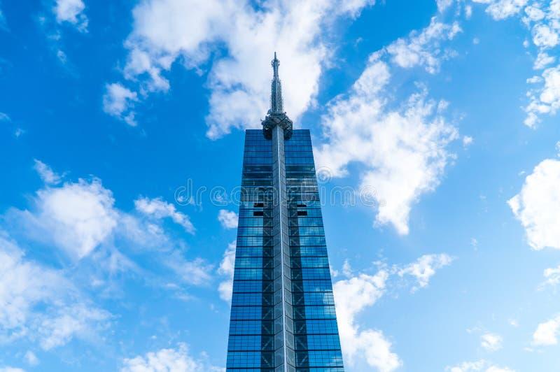 De Toren van Fukuoka royalty-vrije stock fotografie