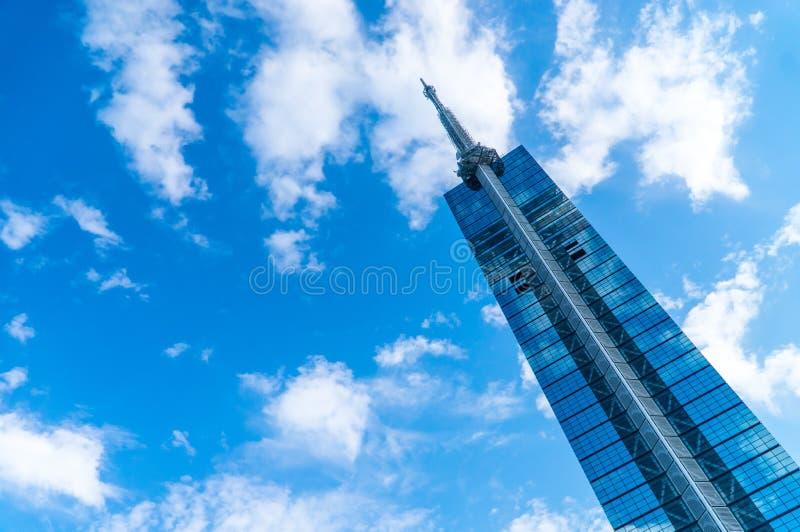 De Toren van Fukuoka stock foto