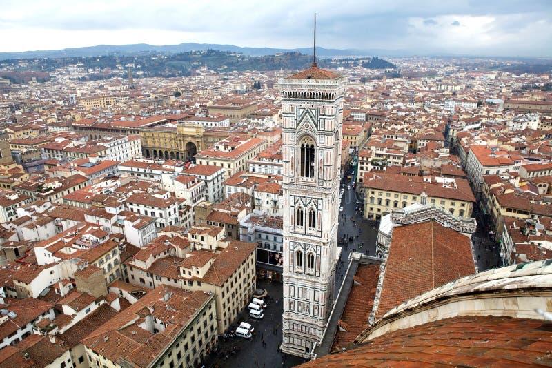 De Toren van Giotto royalty-vrije stock fotografie