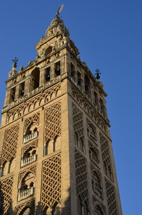 De toren van Giralda royalty-vrije stock foto's