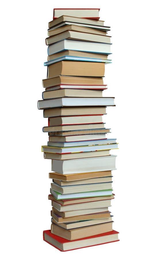 De Toren van het boek stock foto