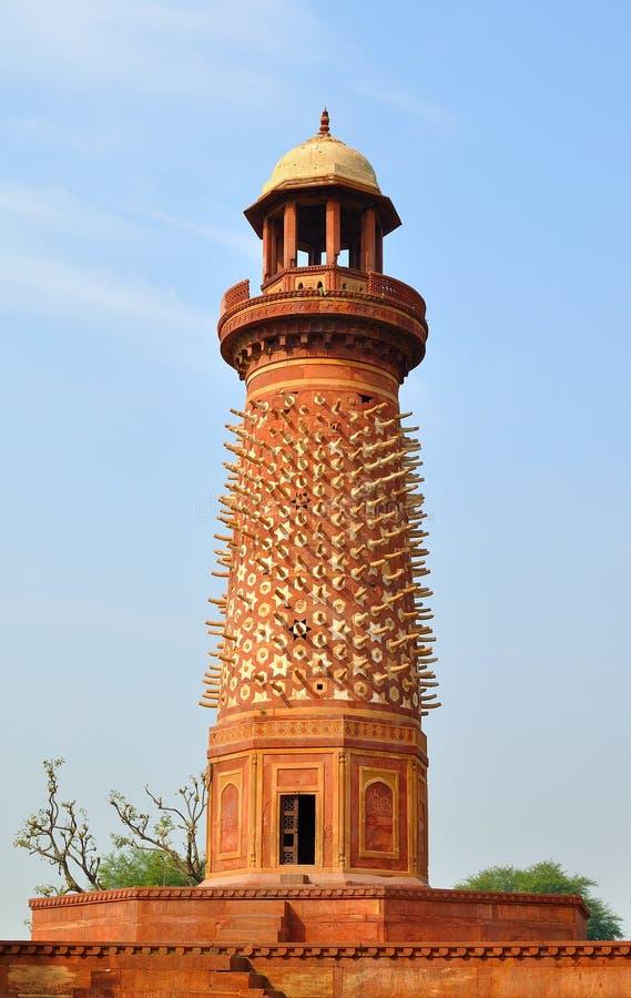 De toren van het ivoor van Fatehpur Sikri stock fotografie