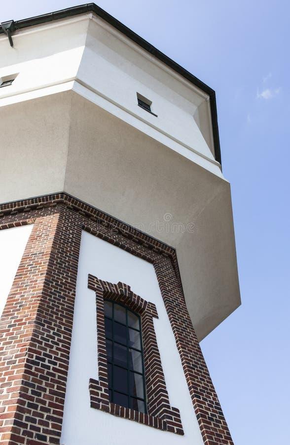 De toren van het Langeoogwater royalty-vrije stock fotografie