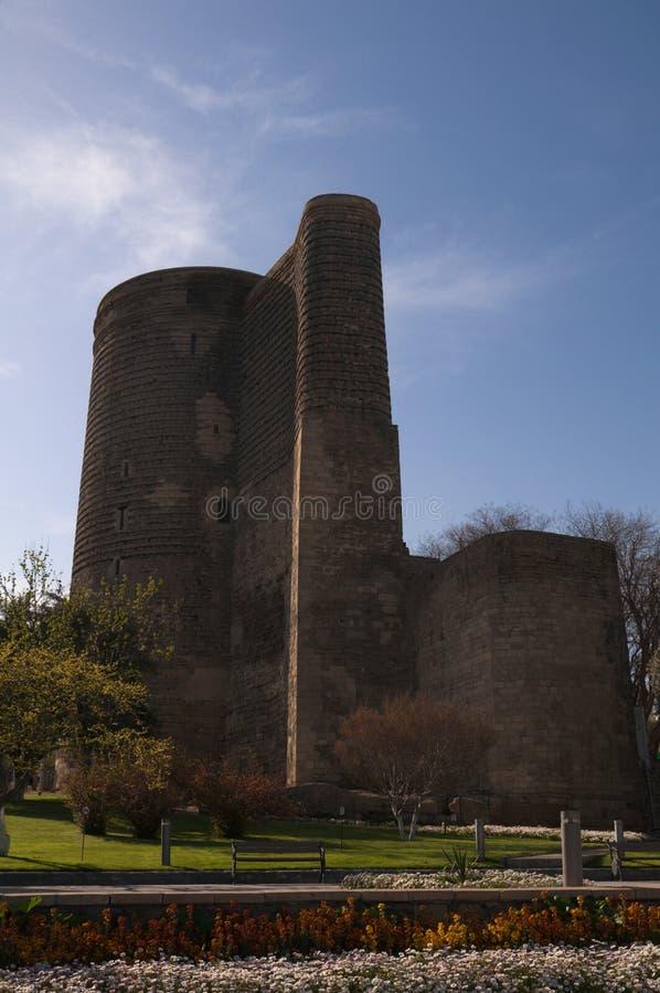 De Toren van het meisje stock foto's