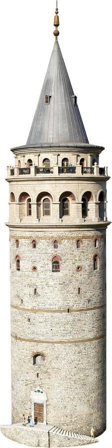 De Toren van het vooruitzicht royalty-vrije stock foto's