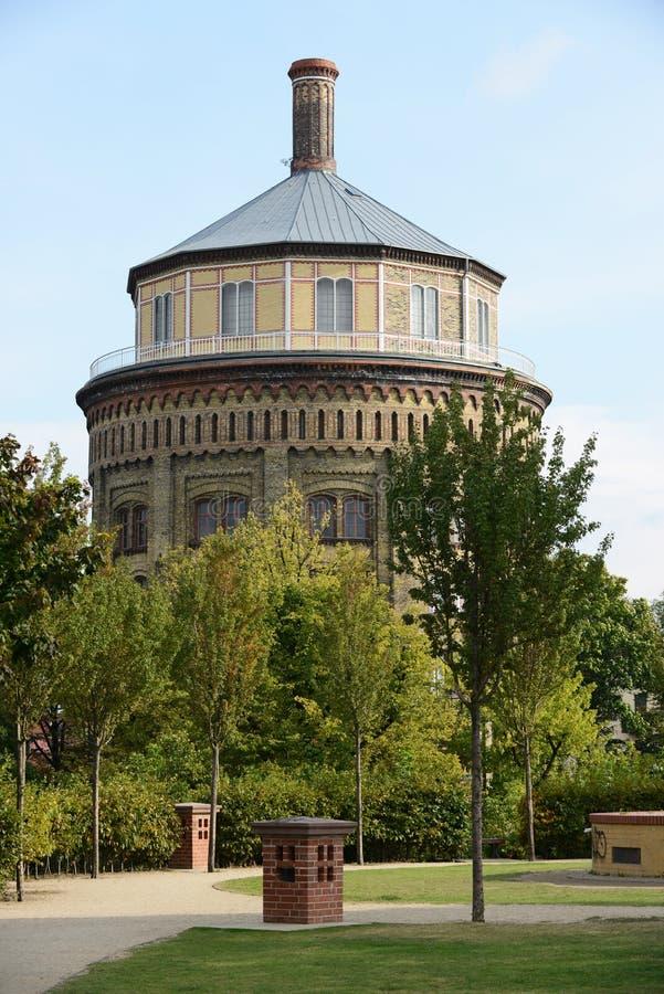 De toren van het water - Berlijn royalty-vrije stock fotografie