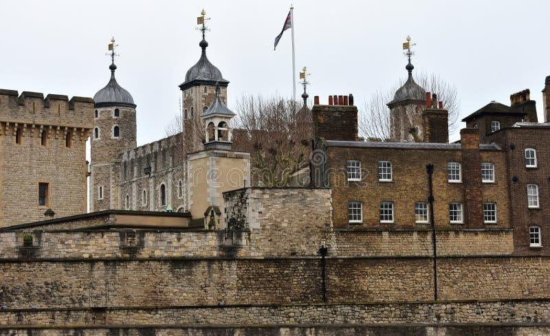 DE TOREN VAN LONDEN Londen, het Verenigd Koninkrijk royalty-vrije stock fotografie