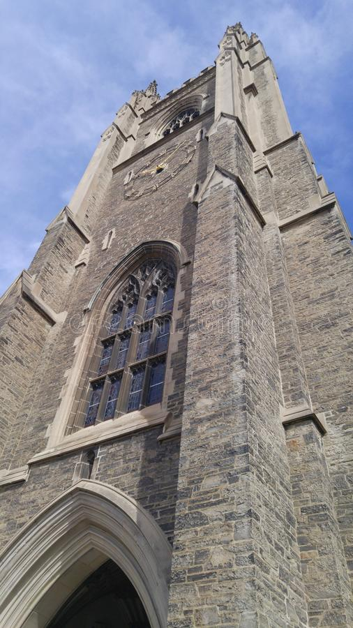 De Toren van militairen, een Universiteit van de Oorlogsgedenkteken van Toronto stock fotografie