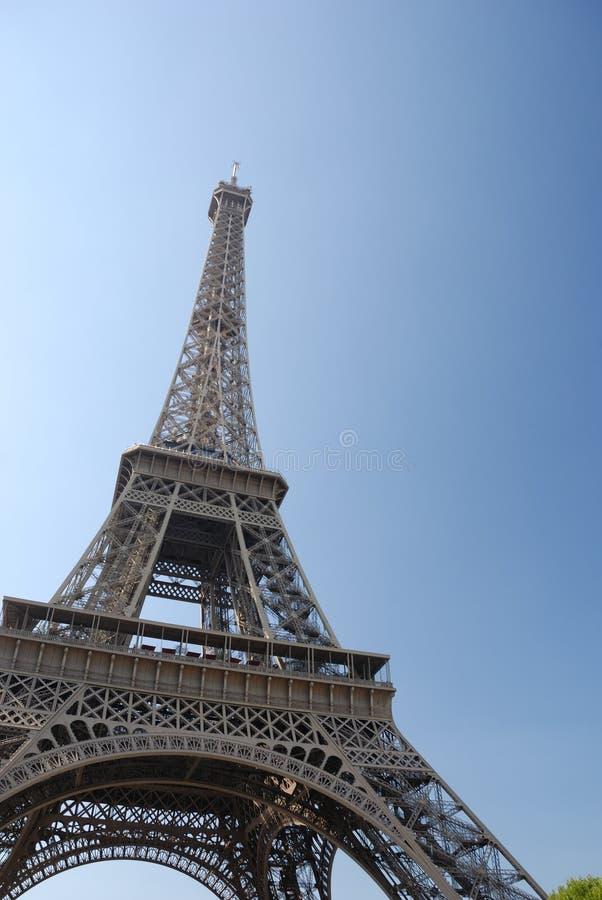 De Toren van Parijs - van Eiffel royalty-vrije stock foto