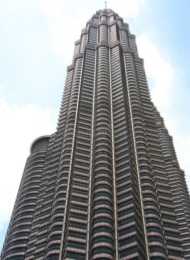 De Toren van Petronas in Maleisië   stock afbeelding