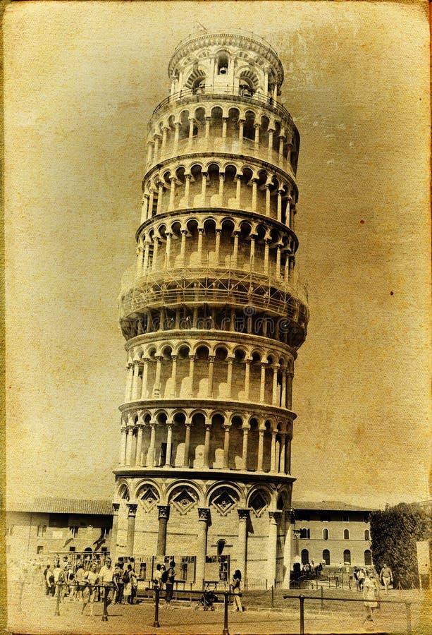 De toren van Piza royalty-vrije stock fotografie