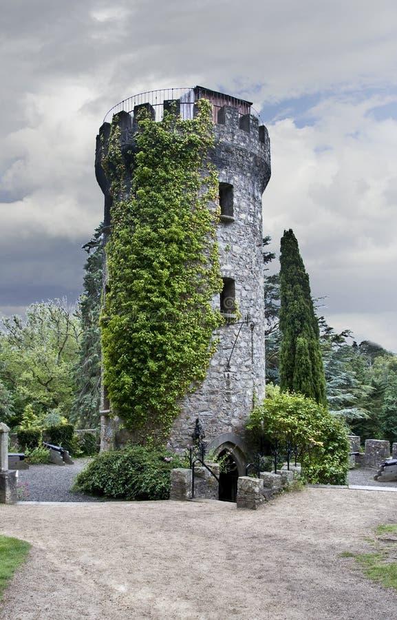 De Toren van Powerscourt stock foto