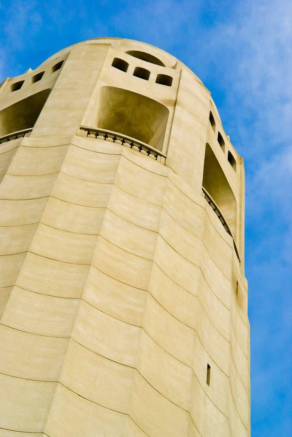 De Toren van San Francisco Coit stock foto