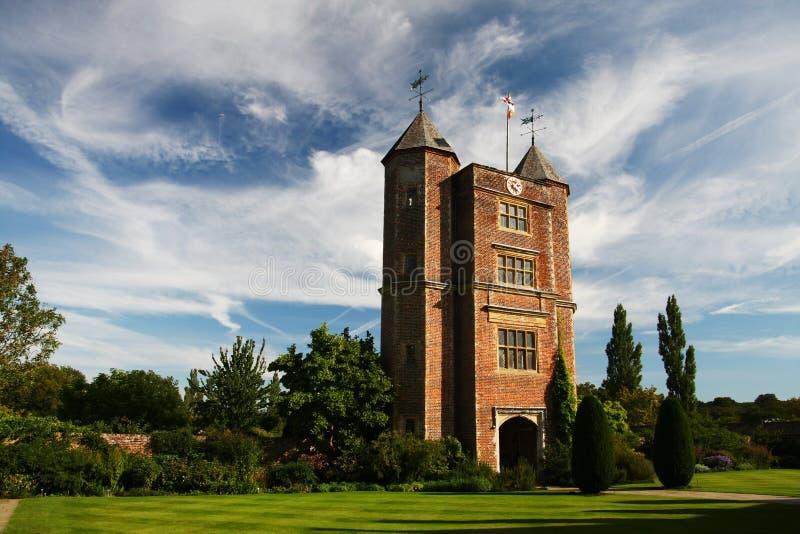 De Toren van Sissinghurst royalty-vrije stock afbeelding