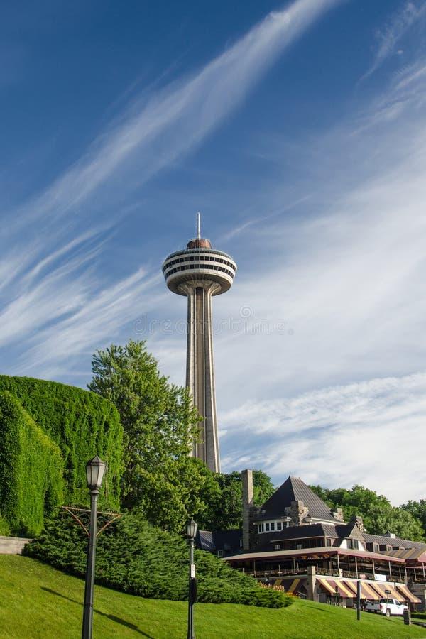 De Toren van Skylon stock fotografie