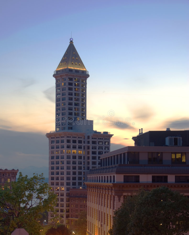 De toren van Smith stock foto