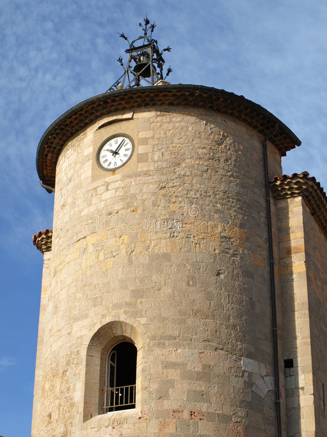 De Toren van Templar stock foto's