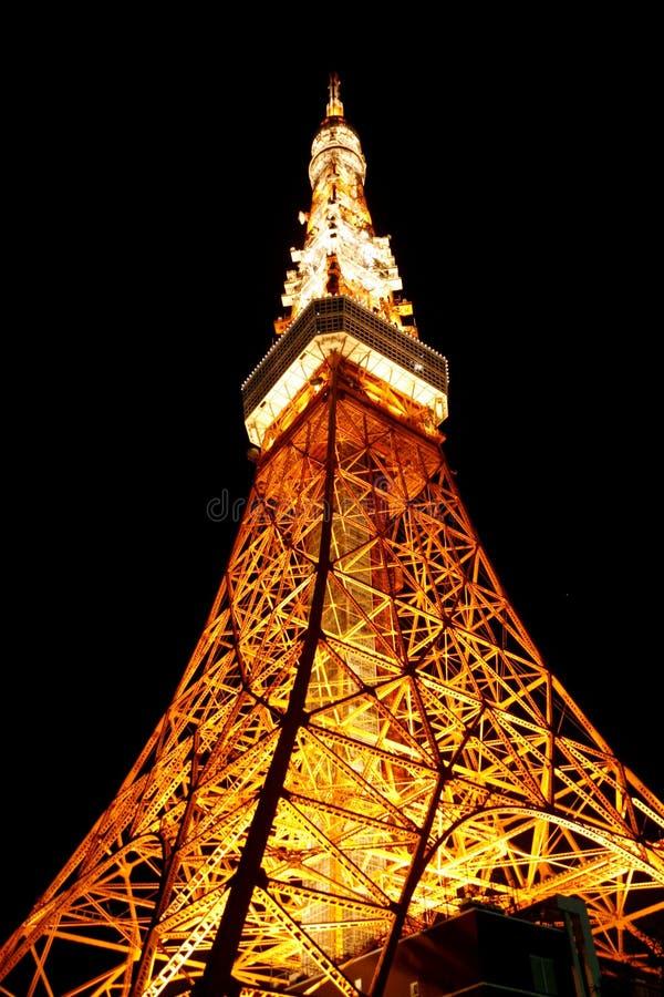 De Toren van Tokyo royalty-vrije stock foto's