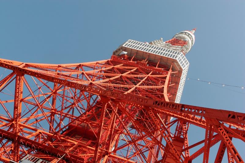 De Toren van Tokyo royalty-vrije stock foto