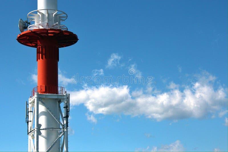 De toren van Utsunomiya in Japan stock fotografie