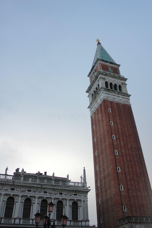 De toren van Venetië royalty-vrije stock fotografie