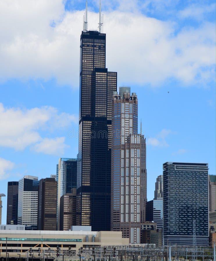 De Toren van Willis stock foto