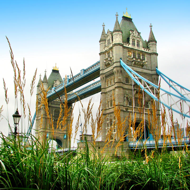 De torenbrug van Londen royalty-vrije stock foto's