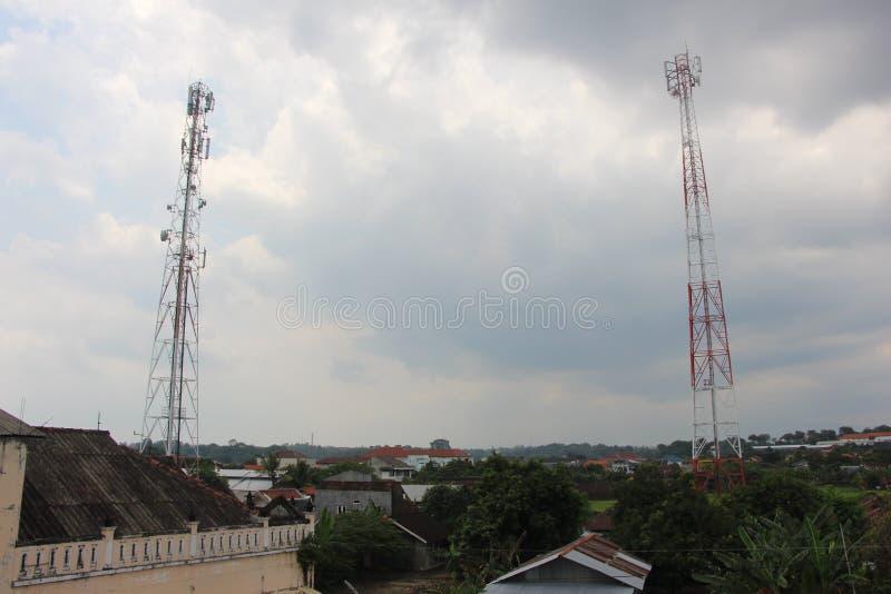 De torens stock afbeelding