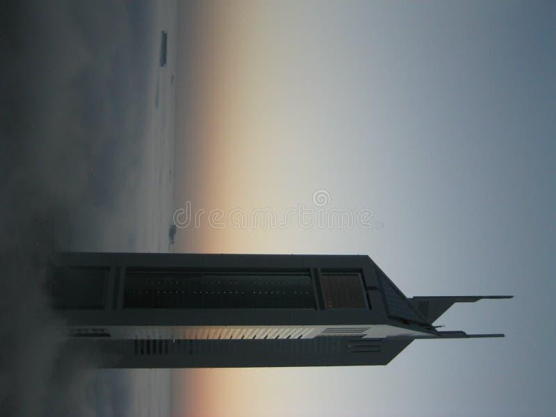 De torens van Emiraten royalty-vrije stock fotografie