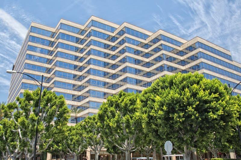 De torens van Los Angeles royalty-vrije stock foto's