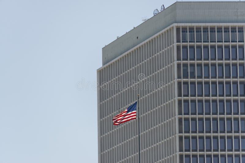 De torens van Los Angeles royalty-vrije stock afbeeldingen