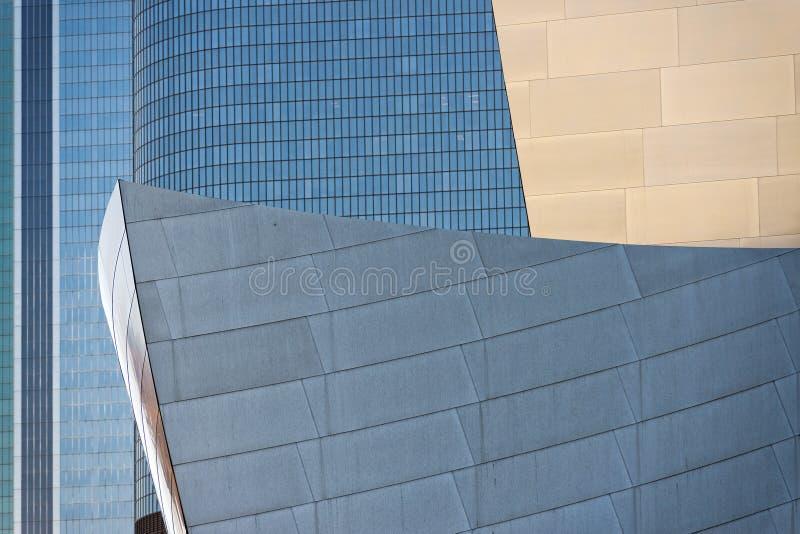 De torens van Los Angeles royalty-vrije stock foto