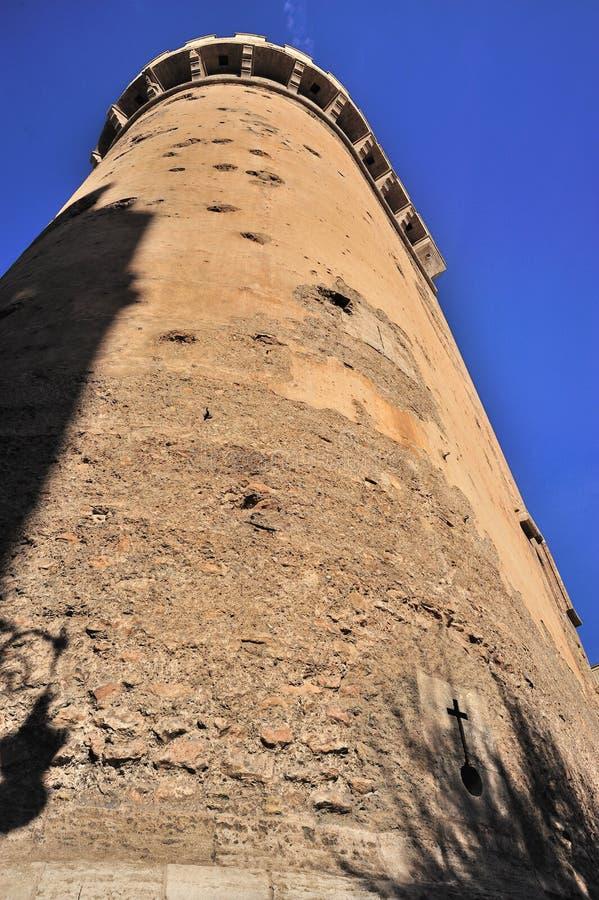 De torens van Medievals van kwart gallon royalty-vrije stock afbeeldingen