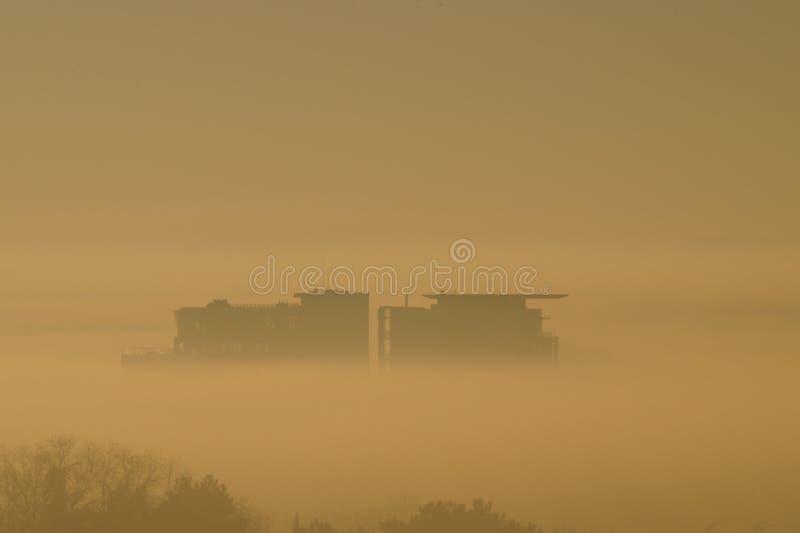 De Torens van Varna stock afbeeldingen