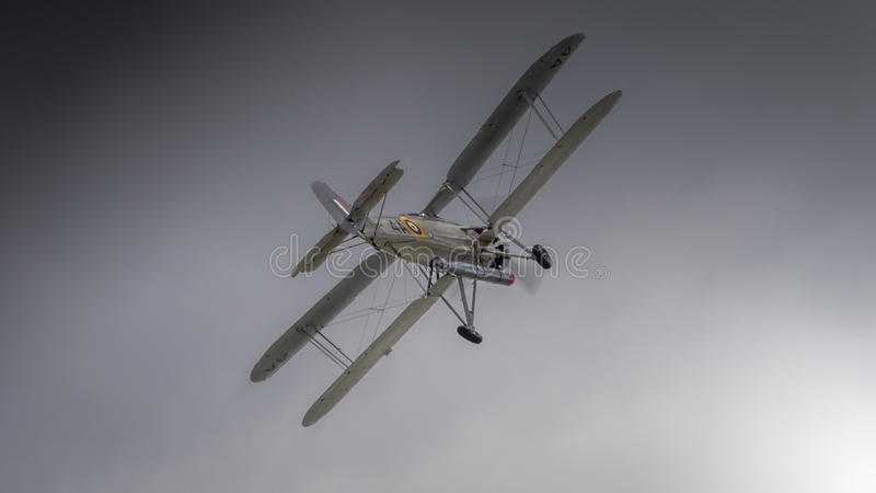 De torpedobommenwerper van Faireyzwaardvissen stock foto's