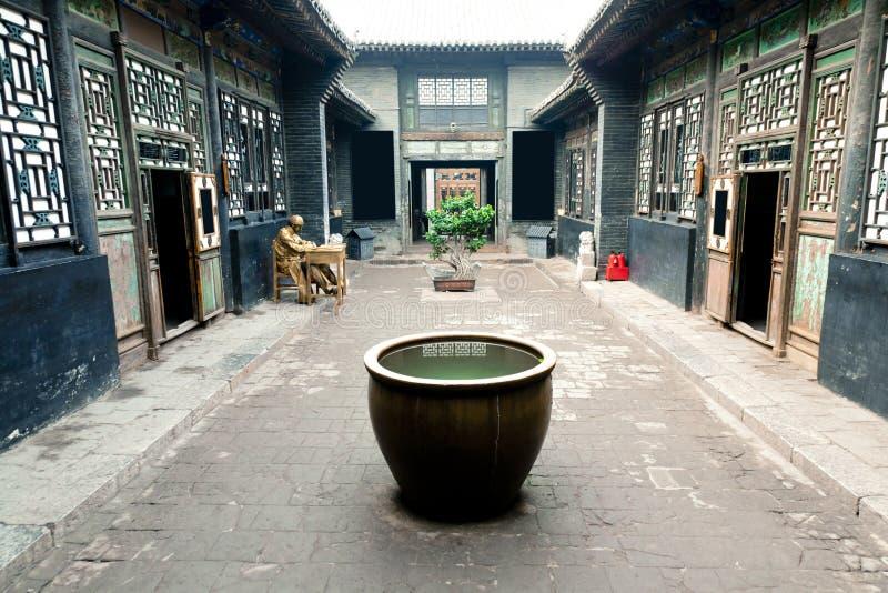 De traditionele Chinese Bouw royalty-vrije stock fotografie