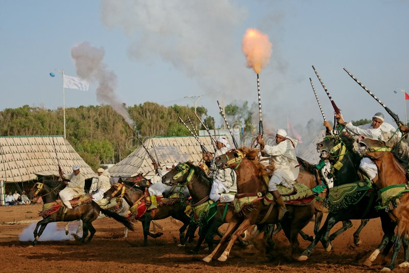 De traditionele Fantasie royalty-vrije stock afbeelding