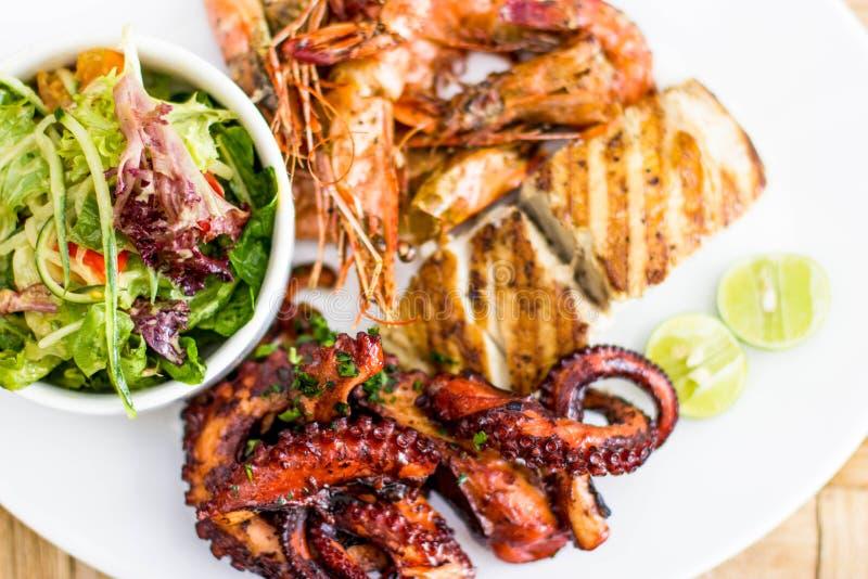 De traditionele maaltijd van Zanzibar royalty-vrije stock afbeelding