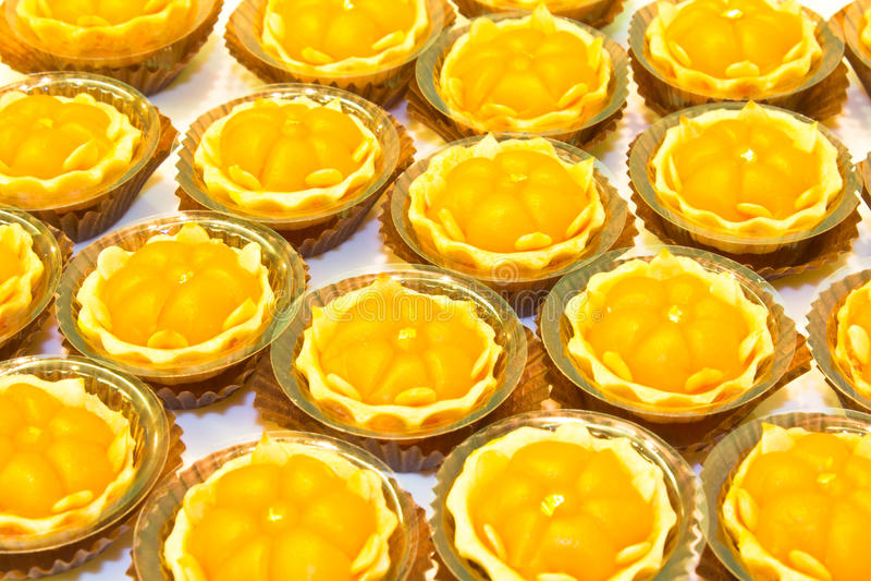 De traditionele snoepjes van Thailand stock foto